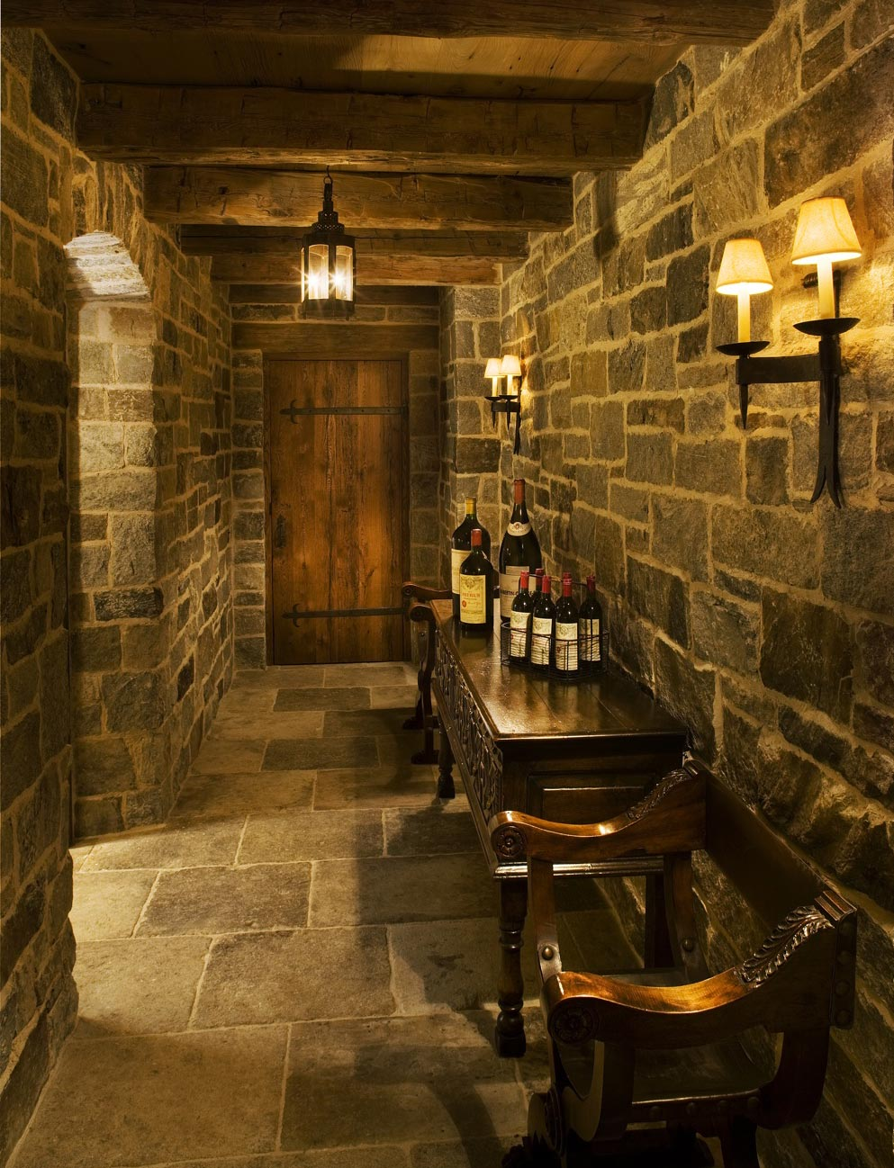 Enjoyable A New Wine Cellar G P Schafer Architects Interior Design Ideas Tzicisoteloinfo