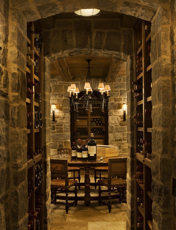 A New Wine Cellar G P Schafer Architect