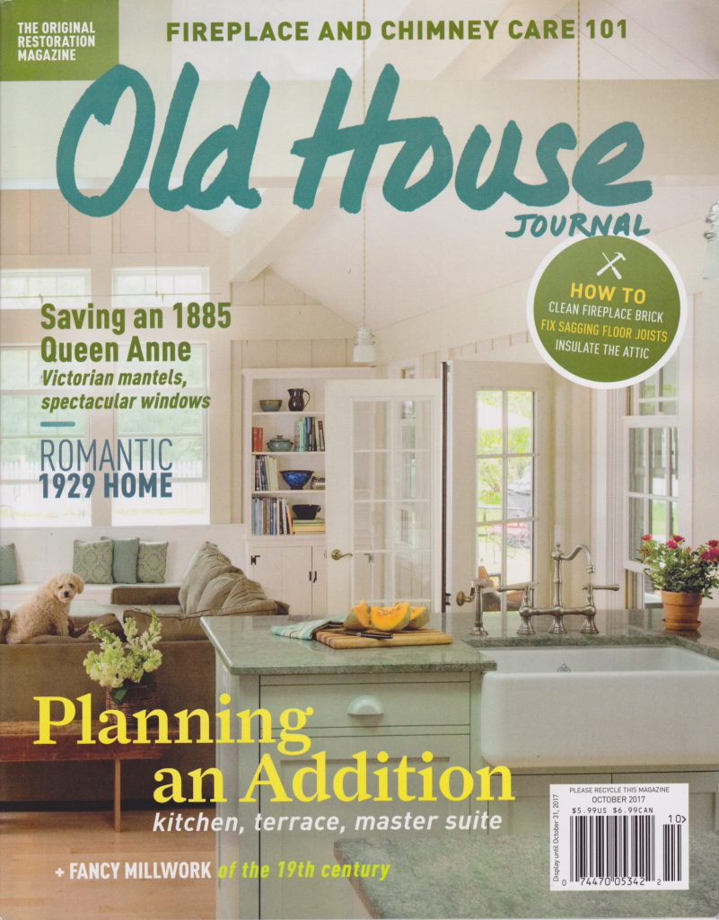 Old House Journal Sense Of Place October 2017Download PDF