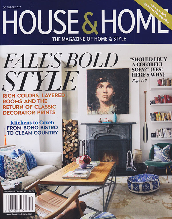 House And Home The Art Of Decorating October 2017Download PDF