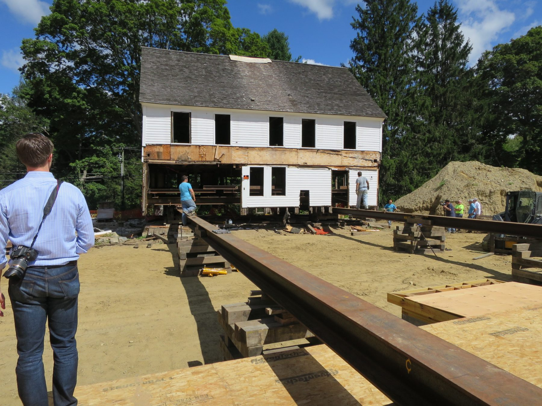 Restoration of an 18th Century House in Connecticut | G P